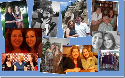 mom collage