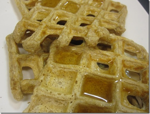 protein waffle 2