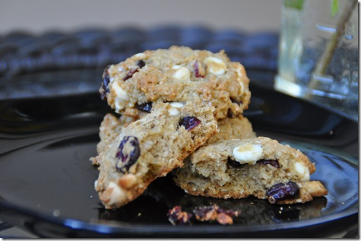 Craisin-Cookies
