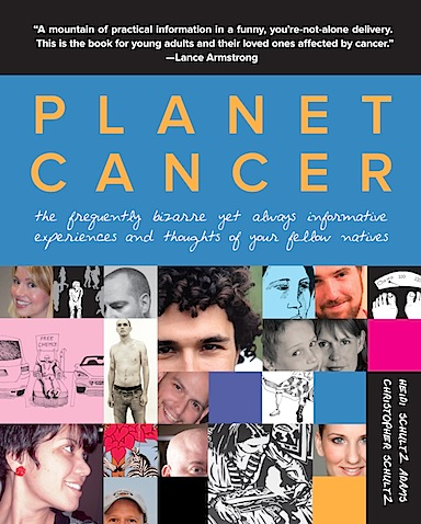 PlanetCancerCover.indd